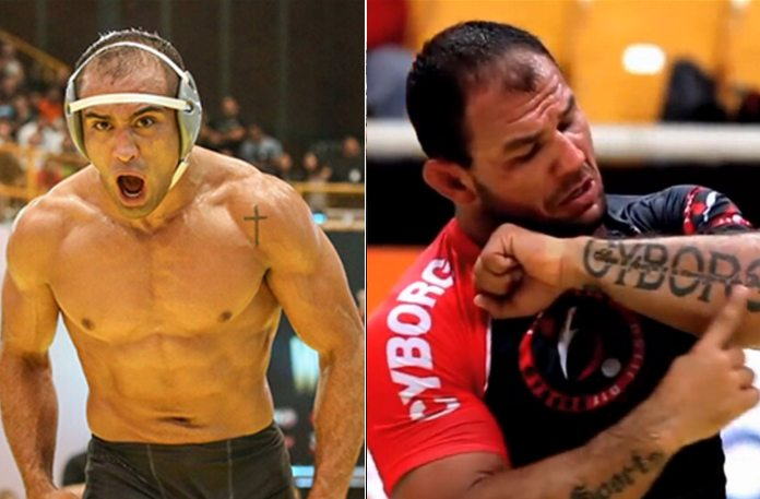 More Stars Sign Up For EBI 6: Yuri Simoes, Andre Galvao ...